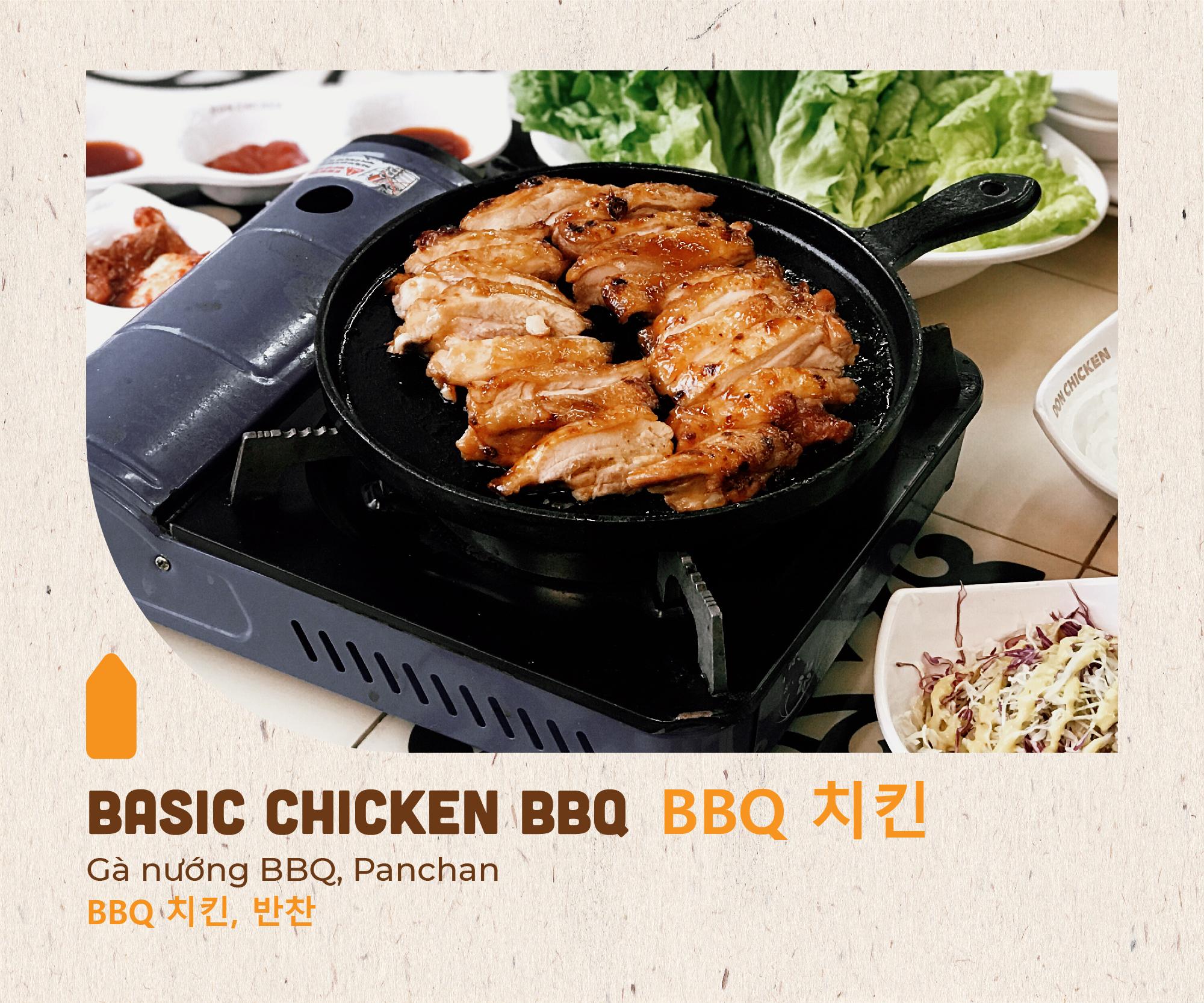 Basic Chicken BBQ