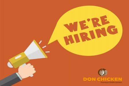 Recruitment: Partimer