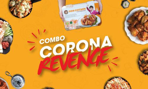 COMBO CORONA REVENGE